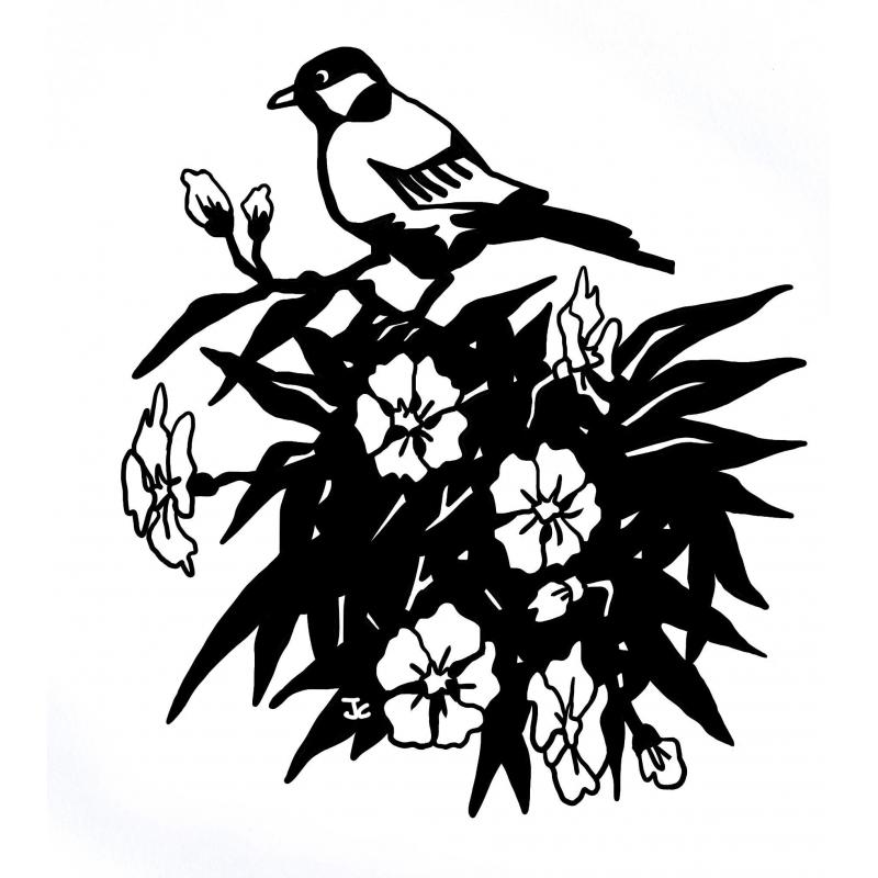 Laurier fleuri