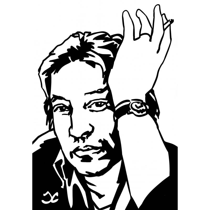 Gainsbourg jeune